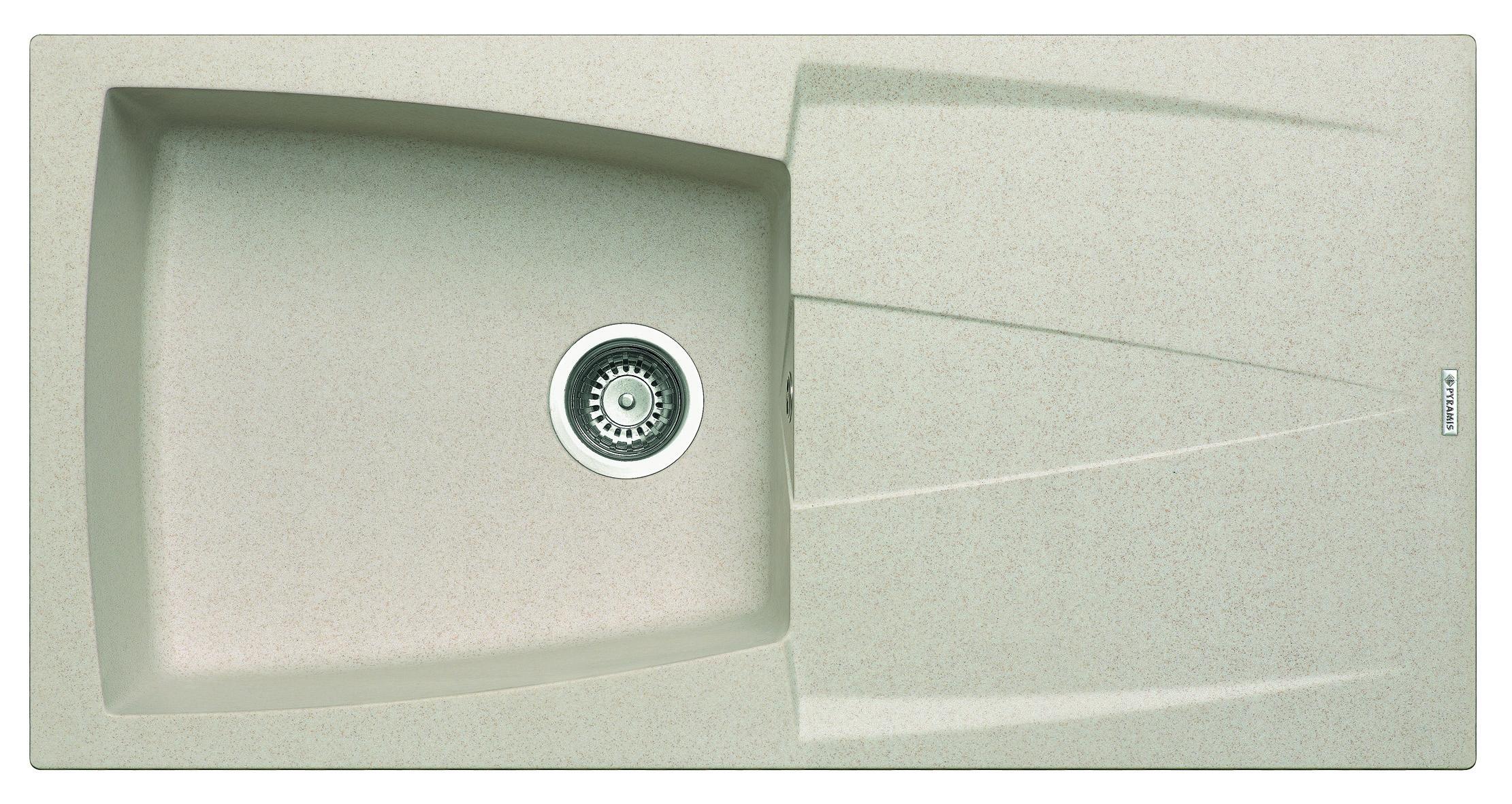 Pyramis24 - Pyragranite-Küchenspüle Caldera (100x51)